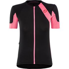 Castelli Scheggia 2 FZ Jersey Damen black/pink